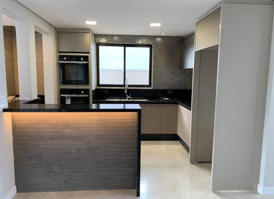 Cozinha de alto padrão