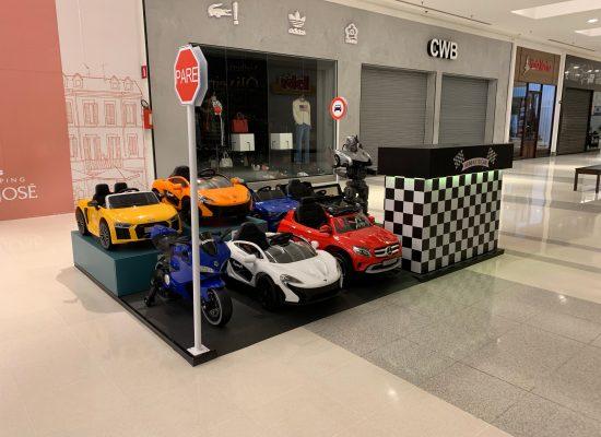 Mini Kids Car - SJP